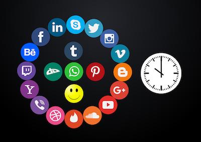 Eine Stunde Social Media pro Tag – reicht das?