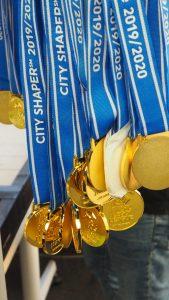 FLL-Medaillen