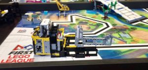 Roboter der RoboKings